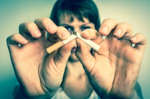 The government has set out new targets for reducing smoking rates in the UK, for which it wants nurses to engage with the public to help them kick the habit. Image: andriano_cz via iStock
