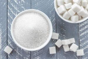 A diet high in sugar can put men at increased risk of mental health problems, according to a new study. Image: YelenaYemchuk via iStock