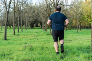 People who are fit yet overweight are up to 28 per cent more likely to suffer a heart attack, according to new research. Image: GCammarata via iStock