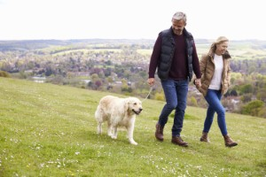 Public Health England has launched a new app to encourage 40 to 60-year-olds to walk at a brisker pace. Image: monkeybusinessimages via iStock