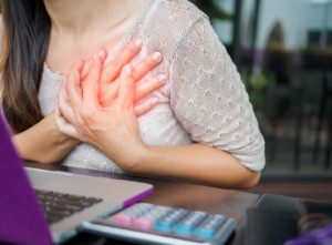 Cardiovascular disease diagnoses have increased markedly among women over the last decade. Image: spukkato via iStock