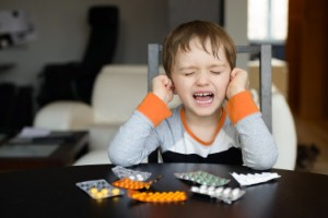 NICE has warned pharmacists not to prescribe antibiotics to patients with middle ear infections due to growing drug resistance. Image: djedzura via iStock