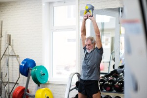 Over-65s risking muscle strength due to