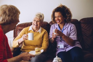 Survey results reveal community care