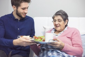 NICE has published new guidance for UK occupational therapists on supporting ageing patients with learning disabilities. Image: Sladic via iStock