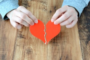 Broken heart syndrome is a real health concern and can cause as much damage as a heart attack, new research shows. Image: takasuu via iStock
