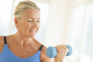 People who are suffering from mild cognitive impairment should exercise at least twice a week to help prevent the onset of dementia, new guidance recommends. Image: tetmc via iStock