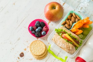 Change4Lifes new campaign is urging parents to ensure their children have no more than two snacks a day, coming in at under 100 calories each time. Image: a_namenko via iStock