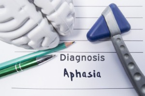 A new report indicates that up to 40,000 people in Scotland could be suffering from post-stroke aphasia by 2025. Image: Shidlovski via iStock
