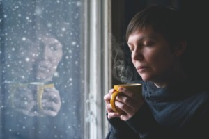 Women are more susceptible to low moods and seasonal affective disorder during the winter months than their male counterparts, new research shows. Image: stevanovicigor via iStock