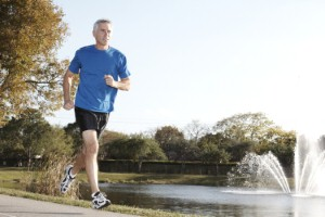 The health impact of a sedentary lifestyle can be reversed in middle age with intensive aerobic exercise, according to a new study. Image: matthewennisphotography via iStock