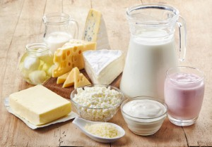 Teenage girls who are needlessly cutting dairy out of their diets are putting themselves at increased risk of brittle bones, new research shows. Image: baibaz via iStock