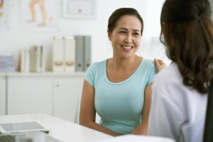 Nurses can play a key role in reassuring women ahead of a smear test appointment. Image: DragonImages via iStock