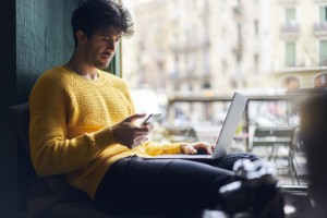 Deprexis, a CBT-based app, should be prescribed as a digital treatment for patients with mild to moderate depression, NICE has ruled. Image: GaudiLab via iStock
