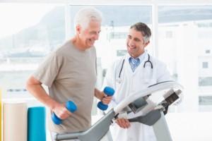 Access to cardiac rehabilitation programmes needs to improve across the UK, a new report has highlighted. Image: Wavebreakmedia via iStock