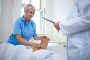 New clinics designed specifically to treat diabetic foot have been set up in two Lincolnshire hospitals. Image: Wavebreakmedia via iStock