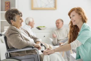 Chatting to dementia patients about their interests for just ten minutes each day can help to improve their overall quality of life, according to new research. Image: KatarzynaBialasiewicz via iStock
