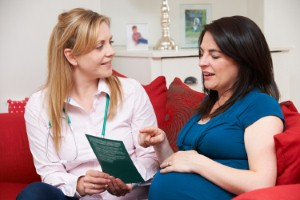 Midwives advised on language to use when