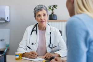 NICE is recommending that hysteroscopies are used instead of scans to investigate the cause of menorrhagia in women of reproductive age. Image: Ridofranz via iStock