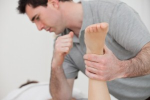 Too many patients in Scotland have a lengthy wait to access a physiotherapist, new data shows. Image: Wavebreakmedia via iStock