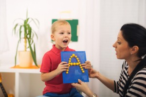 Many children are left facing long waits for their speech, language and communication needs to be assessed and addressed, a new review reveals. Image: Jovanmandic via iStock