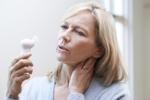 MLE4901, a new drug for menopausal women, significantly reduces hot flushes during both day and night-time, according to trial results. Image: Highwaystarz-Photography via iStock