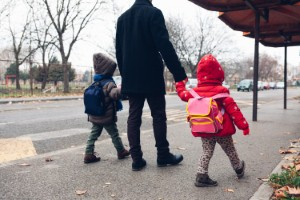Too many children in the north of England are starting school unable to communicate effectively, a new report has highlighted. Image: Kikovic via iStock