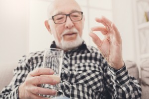 Drugs commonly prescribed to millions of patients with depression and bladder problems may increase the risk of dementia, new research indicates. Image: Milkos via iStock
