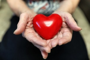 Helping people to improve their heart health could stop them from suffering frailty in later life, according to a new study.