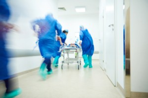 Emergency hospital readmissions for