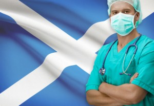 Scottish nurses are set to receive a pay rise of three per cent as an interim measure while the Scottish government works to secure an improved long-term pay deal for NHS workers.