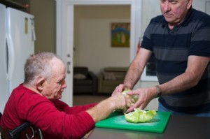 Occupational therapists to make use of