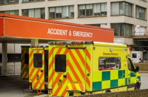 Nurses in Accident and Emergency units across England had their busiest July on record because of incidents related to the heatwave.