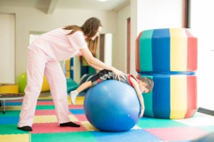 A new physiotherapy treatment has shown positive results among children suffering from spinal muscular atrophy.
