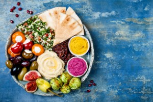 A new study has linked adherence to the Mediterranean diet in old age with greater longevity.