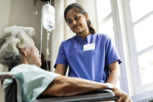 A new study has revealed a quarter of student nurses do not complete the course.