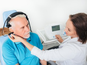 A new provider of audiology services has arrived in a village near Doncaster.
