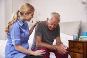 The Royal College of Nursing has said extra resources for social care will mean little without more nurses.