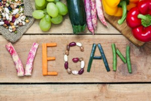 A study has suggested that a vegan diet can help improve wellbeing and the management of Type 2 diabetes.