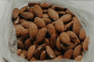 Almonds and walnuts could reduce