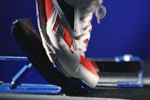 Although it has long been assumed that common running injuries are caused by the impact of feet hitting the floor, a new study suggests this is not the case.